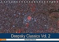 Deepsky Classics Vol. 2 (Tischkalender 2022 DIN A5 quer): Neue Bilder des weltbekannten Astrofotografen (Monatskalender, 14 Seiten )