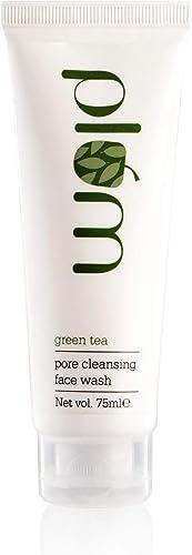 Plum Green Tea Pore Cleansing Face Wash | Acne Face Wash | Oily Skin | Bright, Clear Skin | 100% Vegan | 100% Paraben...