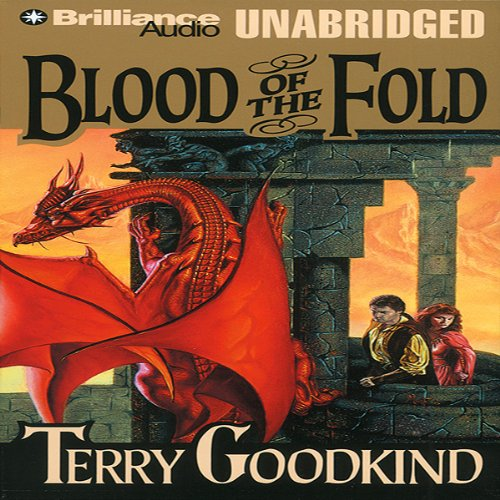 Couverture de Blood of the Fold