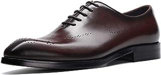 [インボラ] ビジネスシューズ メンズ 紳士靴 革靴 本革 ウィングチップ レースアップ 内羽根 フォーマル