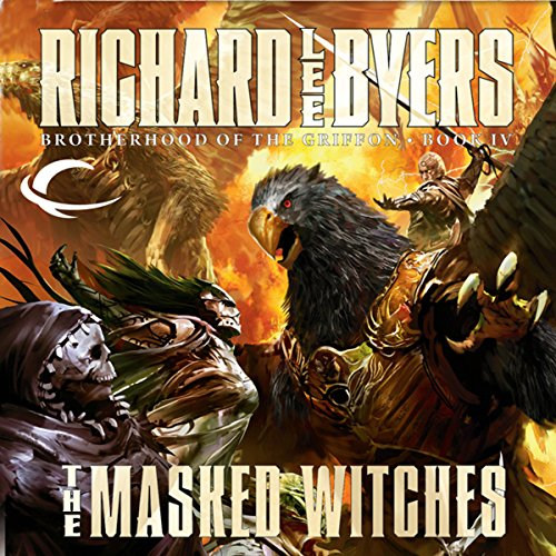 The Masked Witches cover art