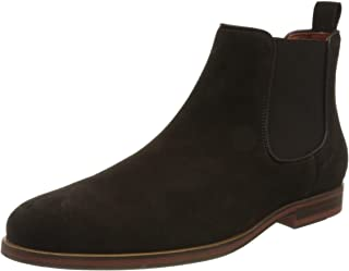 Geox U Bayle B, Bottes Chelsea Homme