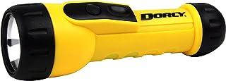 Dorcy Heavy Duty Worklight Flashlight with Batteries, 41-2350