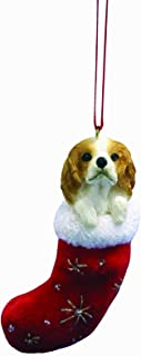 King Charles Christmas Stocking Ornament with
