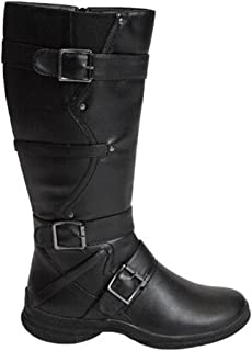 HSM Uncle Sam Damen Outdoor Boot in BraunBlau: