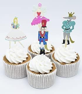 Best nutcracker cake decorations Reviews