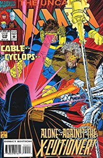 The Uncanny X-Men #310 (Show Me The Way To Go Home)