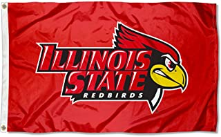 College Flags and Banners Co. Illinois State Redbirds ISU Flag