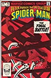 Peter Parker, The Spectacular Spider-Man #79 (Spider-Man vs Doctor Octopus: The Final Battle!)