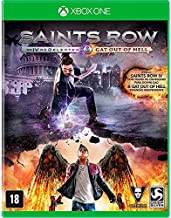 SAINTS ROW SR IV REVELECTED E GAT OUT OF HELL XBOX ONE
