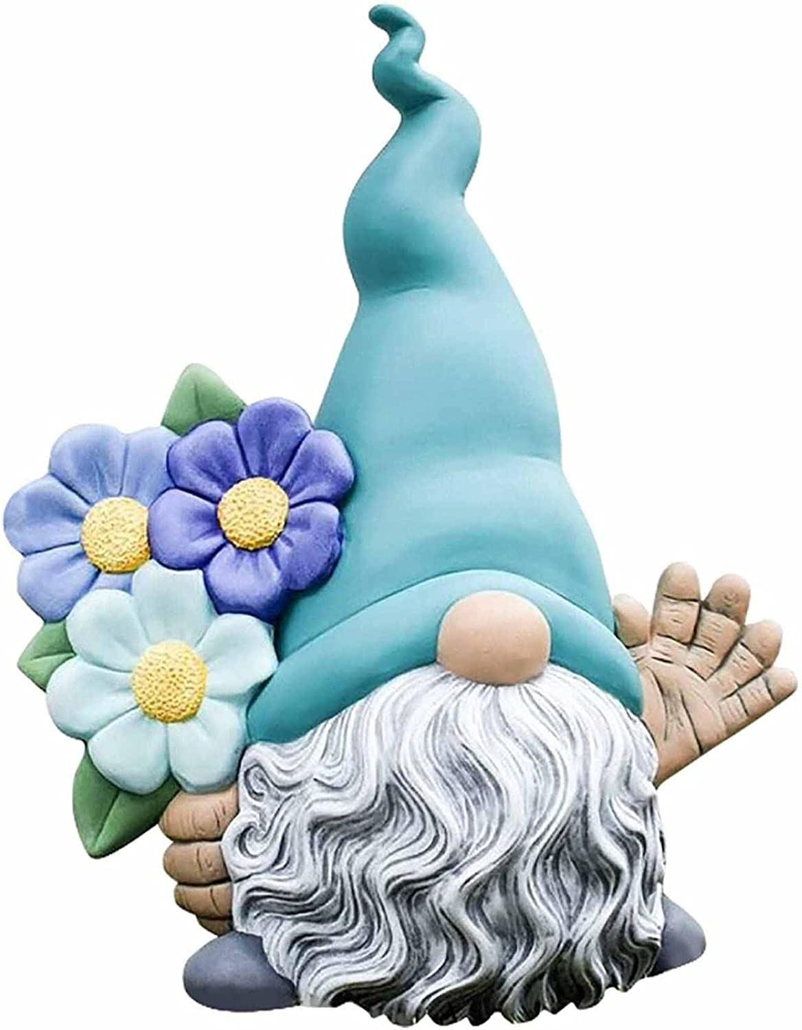 Magic Portland Mall Garden Gnomes Statues Dwarf Statue Figur Collectible Limited price Resin