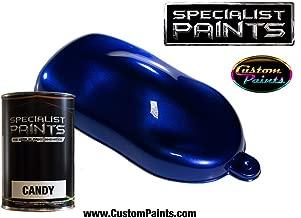 Candy Paint Royal Blue - Quart Kit