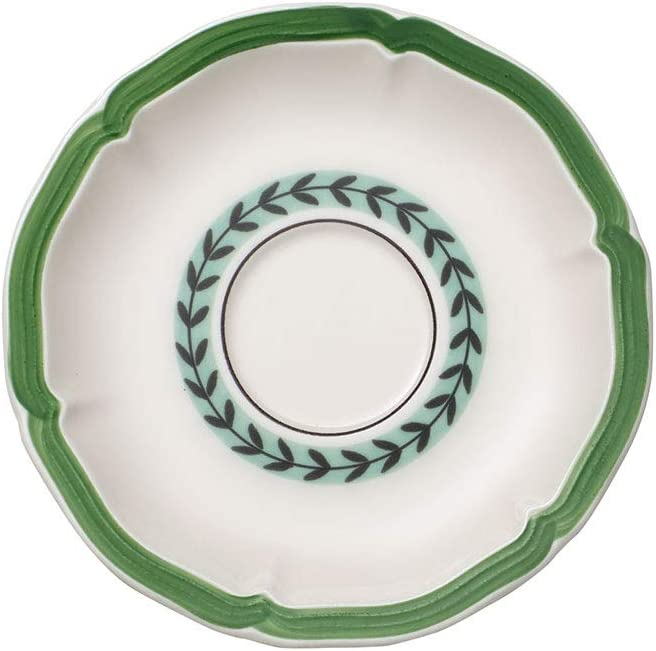 Villeroy Boch French Garden Green Line Cup Saucer P Directly managed store Tea Ranking TOP8 in 6