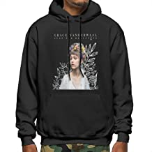 Grace VanderWaal Men's Fashion Hoodies Sweater Long Sleeve Top Pocket Hooded Sweatshirts