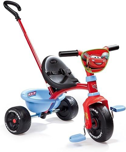 Smoby - 444184 - Vélo et Véhicule pour Enfant - voitures Tricycle Be Move