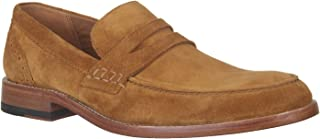 Clarks Men's James Free Ochre Suede Casual Shoes