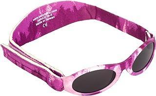 Baby Banz Sunglasses 0-2 Years Pink Camoflage