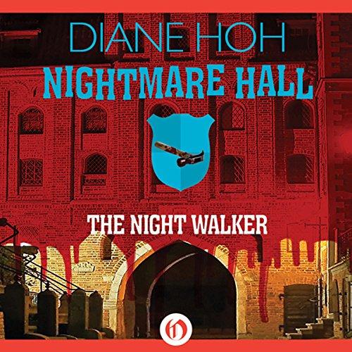 Night Walker audiobook cover art