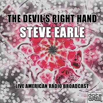 The Devil's Right Hand (Live)
