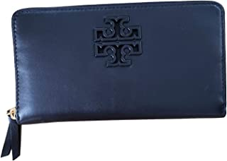 Tory Burch Lily Zip Continental Wallet, Black