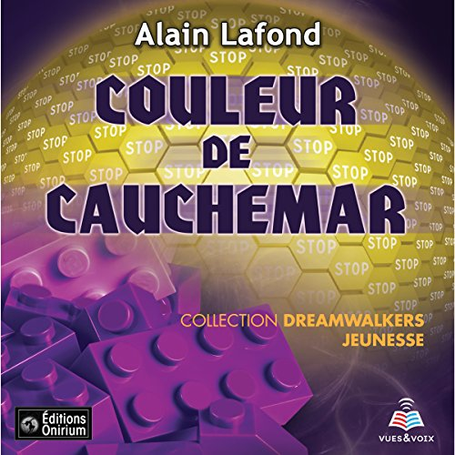 Couleur de cauchemar audiobook cover art