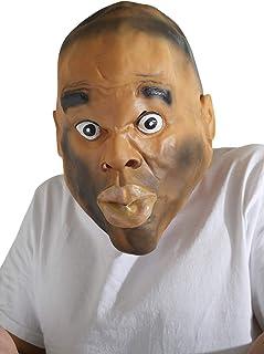 SYNC ラバーマスク 驚愕!! 変装グッズ ボビー びっくりマスク 芸能人 マスク なりきりマスク コスプレ...