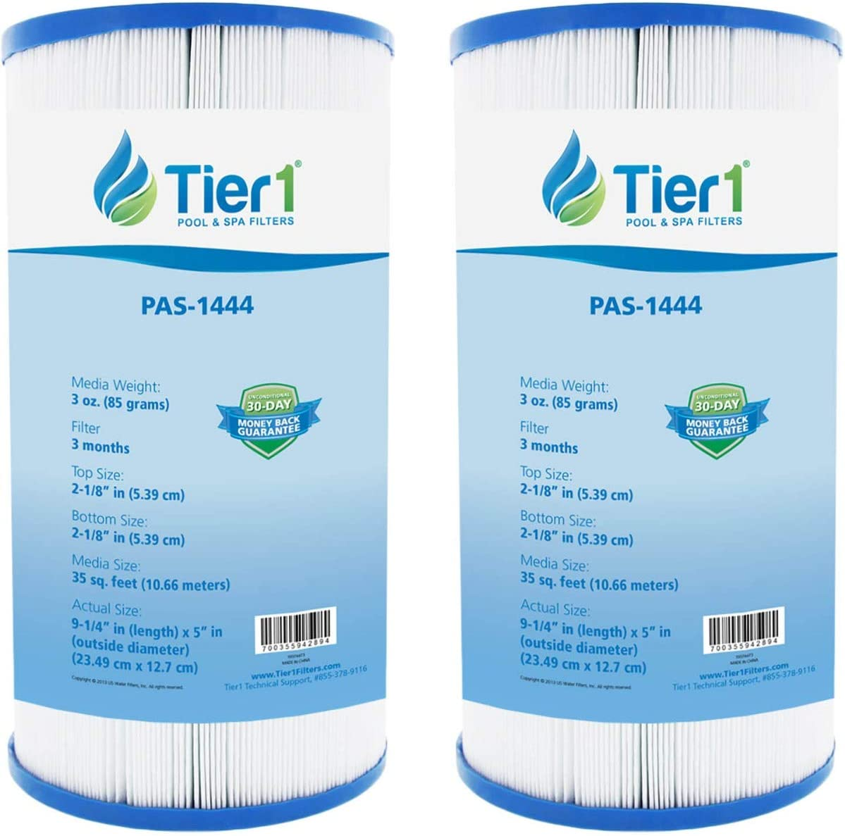 Tier1 Replacement Easy-to-use Rapid rise for Dynamic 817-3501 PRB3 03FIL1300 R173431