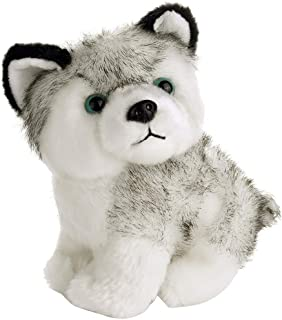 Husky Stuffed Animal Small Soft Plush Stuffed Animals Pillow Lovely Dog Cub Animal..