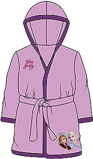 Disney TRHA4152 Kids Bathrobe (3-4 Years age) Girls - Frozen 2 - Premium Cotton
