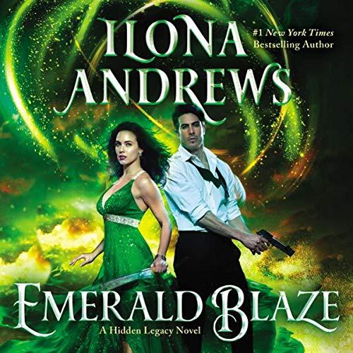 Emerald Blaze: A Hidden Legacy Novel