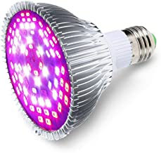 30W 78 LED Lamp Plant Grow Light Full Spectrum Indoor Plant Lamp