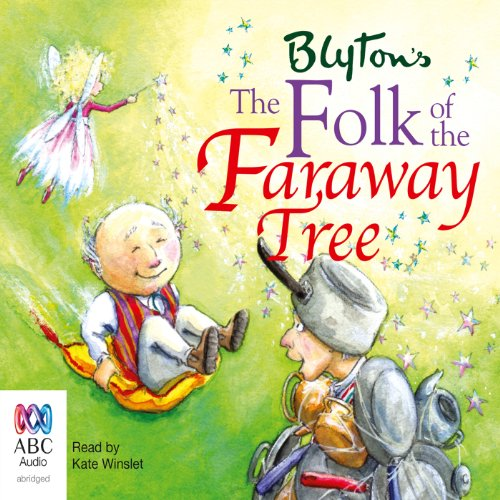 The Folk of the Faraway Tree cover art