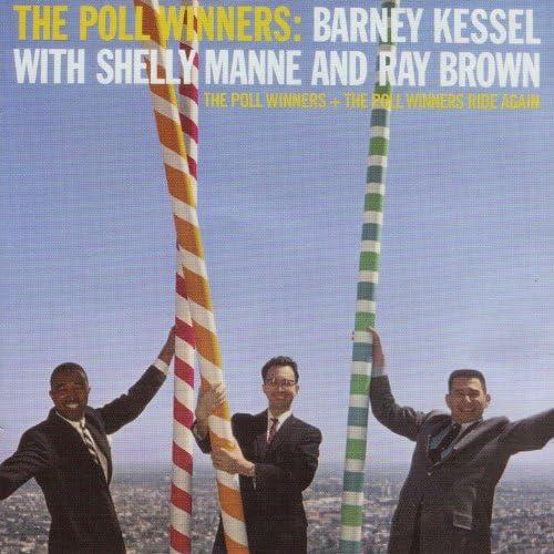 Barney Kessel, Shelly Manne & Ray Brown