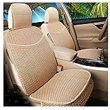 Aplicar cubiertas del asiento de coche for toUniversal Hyundai Elantra acento i30 ix35 kombii40 Kona Santa Fe Sonata Tucson Car Styling protector, Four Season Sistema completo de fundas for asientos,