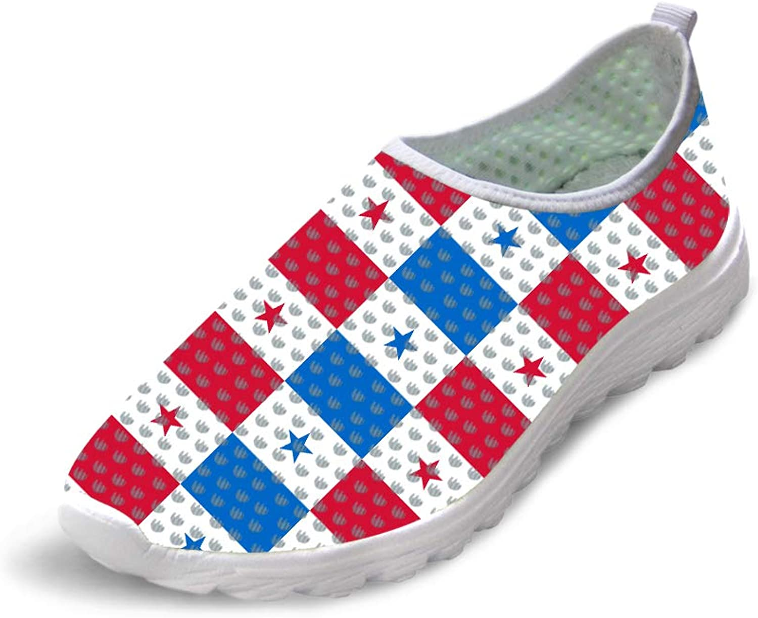 Owaheson Trail Runner Running shoes Casual Sneakers Panama Flag