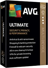 $51 » AVG Technologies AVG Ultimate 2020, 5 Devices 2 Year 2020