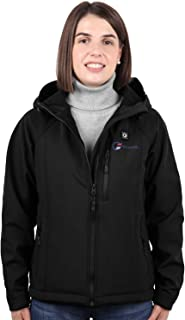 OUTCOOL Women's Heated Jacket with Hood Slim-Fit Heating Jacket (Type: NJK1801)