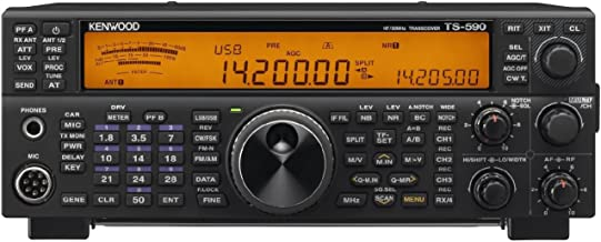 Kenwood Original TS-590SG HF/50 MHz Amateur Base Transceiver 32 BIT DSP, 100 Watts