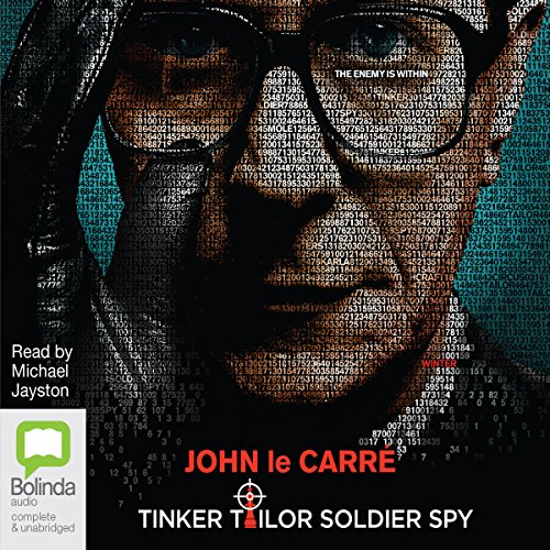 Couverture de Tinker Tailor Soldier Spy