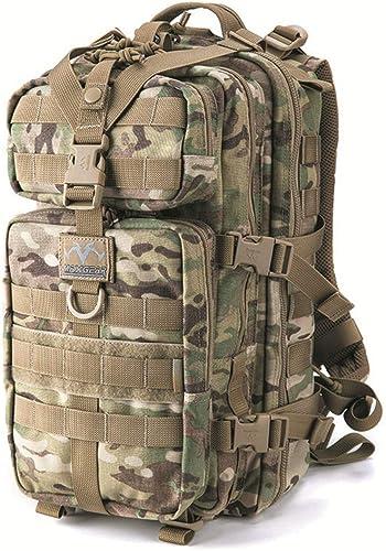 XINGZHE Outdoor Tactical Camouflage Backpack Camping Randonnée Equitation Loisirs Jour Sac à Dos De Plein air