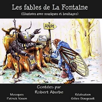 Les Fables de La Fontaine (Illustrées avec musiques et bruitages)