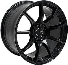 17x9 Enkei TS9 (Matte Black) Wheels/Rims 5x114.3 (492-790-6545BK)
