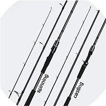 1.98M 2.28M 2.58 3 Section Bait Casting Fishing Rod Travel Ultra Light Casting Spinning Boat Lure 7G 55G M/Ml/Mh Rod