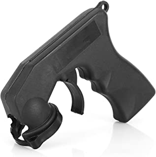 Akozon Spray Gun Handle Spray Adaptor With Full Grip Trigger Spray Paint Trigger Handle Car Repair Can Tool
