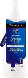 Neutrogena Crema De Manos Con Absorción Rápida- 140 ml