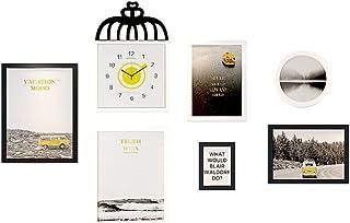 Foto decoración de la Pared Sala de Estar Creativa Foto de la Pared combinación Dormitorio Pared de Fondo Marco de Fotos s...