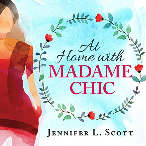 At Home with Madame Chic audiobook cover art