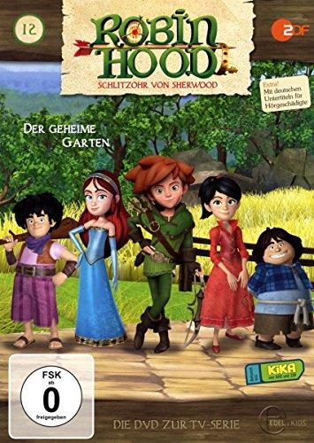 Robin Hood - Schlitzohr von Sherwood - Folge 12: Der geheime Garten - Die DVD zur TV-Serie