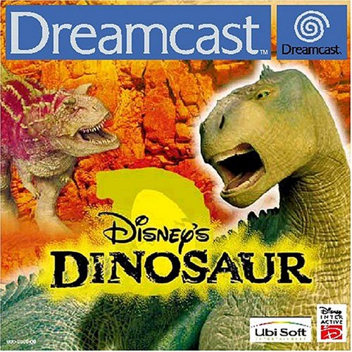 Dreamcast Disney's Dinosaur