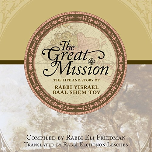 The Great Mission audiobook cover art